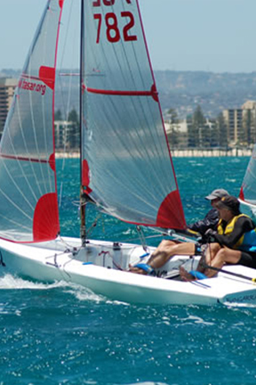 Somerton Yacht Club Sailing - Tasar