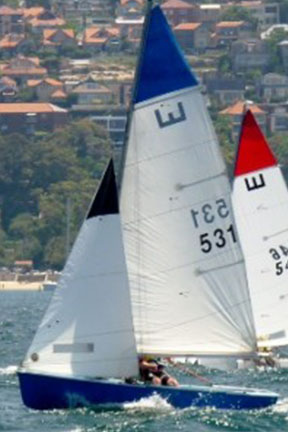Somerton Yacht Club Sailing - National E