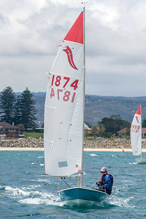 Somerton Yacht Club Sailing - Sabre