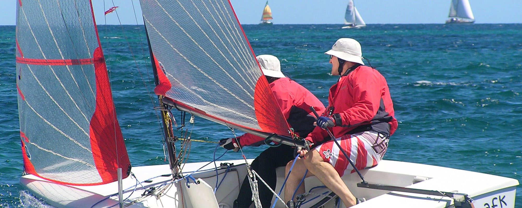 Somerton Yacht Club Sailing