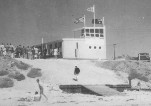Somerton Yacht Club - 1954